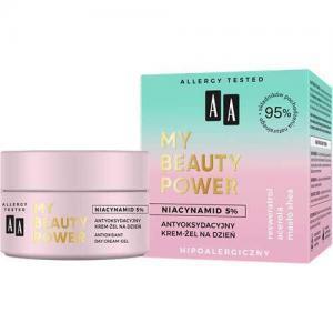 AA My Beauty Power Антиоксидантный крем-гель дневной