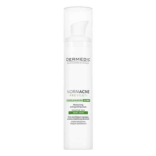 Dermedic Normacne Увлажняющий и регулирующий крем, для зрелой, склонной к акне коже