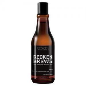 Redken Brews 3-В-1 Шампунь, кондиционер и гель для душа