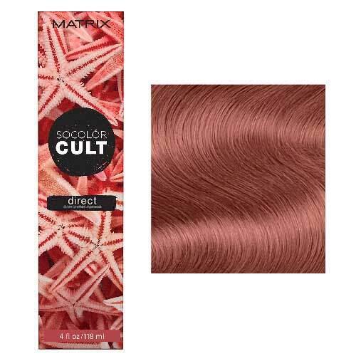 Matrix Socolor CULT Direct крем с пигментами для волос Коралловая Звезда