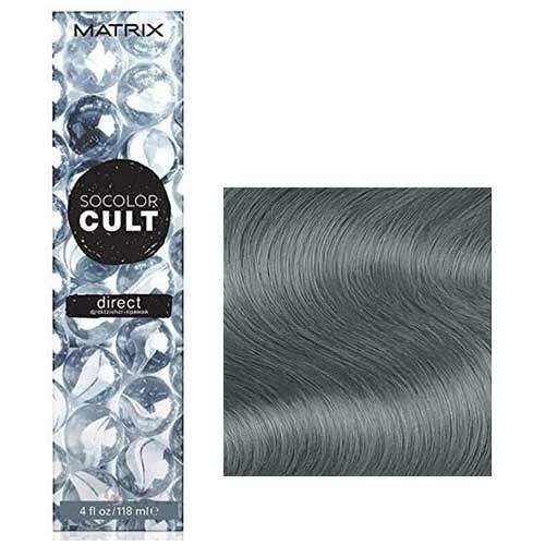 Matrix Socolor CULT Direct крем с пигментами для волос Мраморный Серый