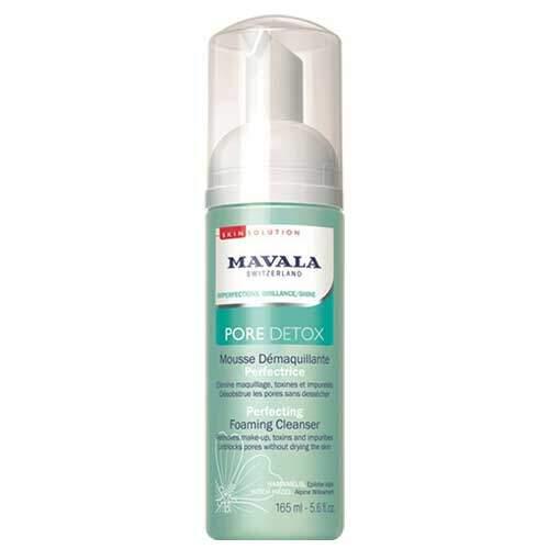Mavala Очищающая Пенка Pore Detox