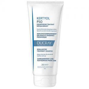 Ducray Kertyol PSO Восстанавливающий шампунь для устранения шелушения кожи головы