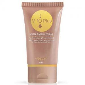 V10 Plus Увлажняющий пилинг-скатка для глубокого очищения кожи лица Water Based Peeling