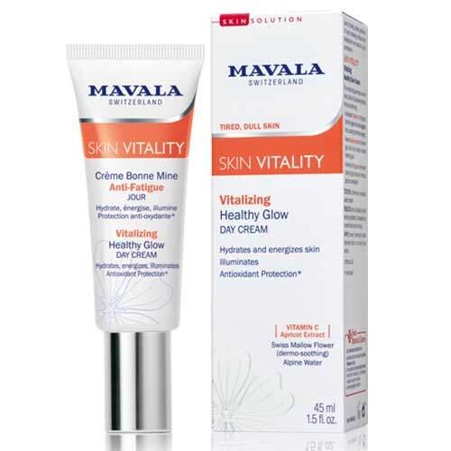 Mavala Стимулирующий Дневной Крем для сияния кожи Skin Vitality