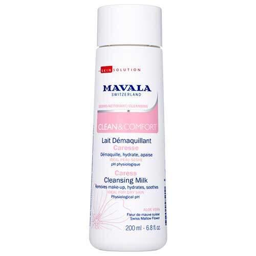 Mavala Молочко для деликатного ухода Clean & Comfort
