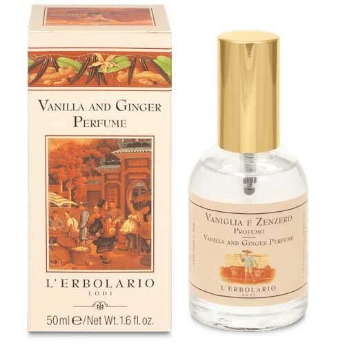 "L'Erbolario ""Vaniglia e Zenzero"" Парфюмерная вода"