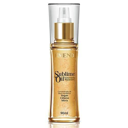 Amend Аргановое масло для волос с антиоксидантами и витаминами Sublime Oil