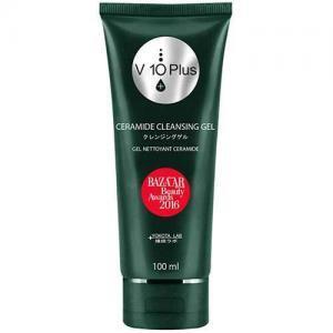 V10 Plus Очищающий гель для лица с керамидами Ceramide Cleansing Gel