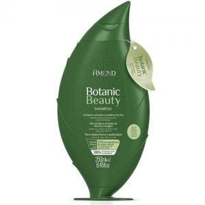 Amend Органический шампунь для активного укрепления волос с экстрактами Розмарина и Имбиря Botanic Beauty