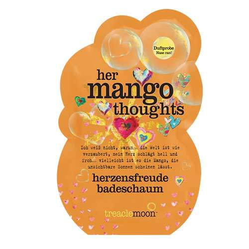 Treaclemoon Пена для ванны Задумчивое манго