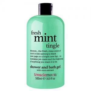 Treaclemoon Fresh Mint Tingle Shower & Bath Gel