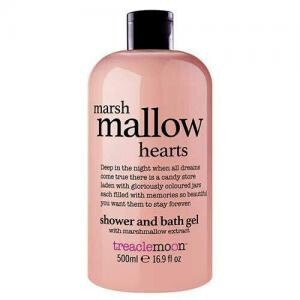 Treaclemoon Marshmallow Hearts Shower & Bath Gel